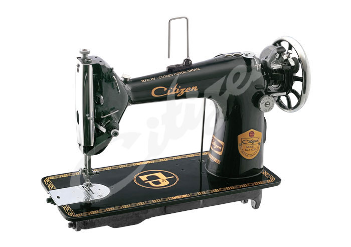 Citizen Udyog Domestic And Industrial Sewing Machines Overlock Classy Rita Sewing Machine Ludhiana